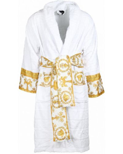 Szlafrok - biały Versace
