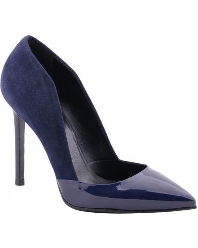 Кожаные туфли на каблуке Iceberg