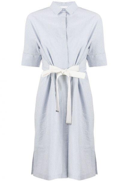 Платье мини миди в полоску Fabiana Filippi