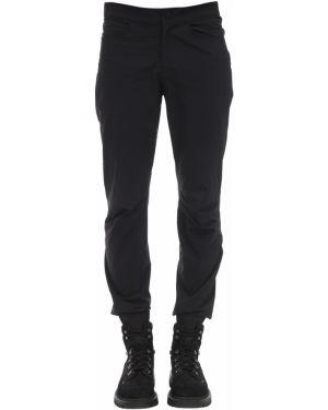 Czarne spodnie Arcteryx