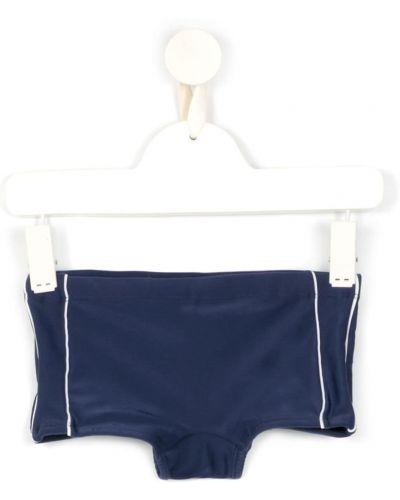 Kąpielówki - niebieskie Amir Slama