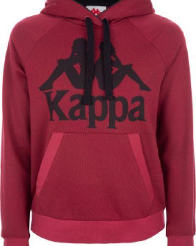 Джемпер с капюшоном свободного кроя Kappa
