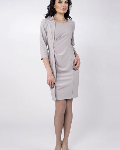 Платье миди деловое классическое D`imma Fashion Studio