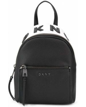 Черная сумка на плечо Dkny