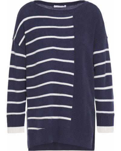 Кашемировый свитер в полоску Duffy