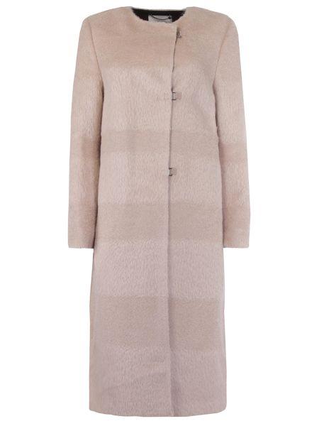 Пальто из альпаки - бежевое Dorothee Schumacher