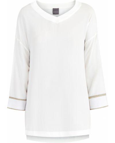 Блузка с люрексом в полоску Lorena Antoniazzi