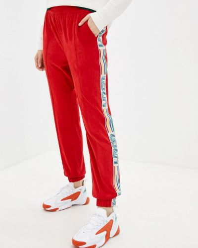 Спортивные брюки красный United Colors Of Benetton