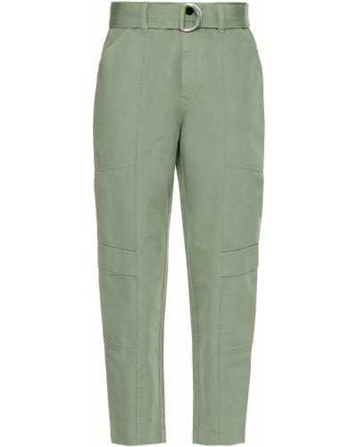 Палаццо - зеленые J Brand