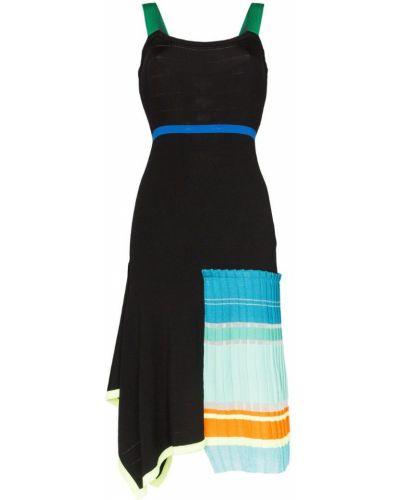 Черное платье миди I-am-chen
