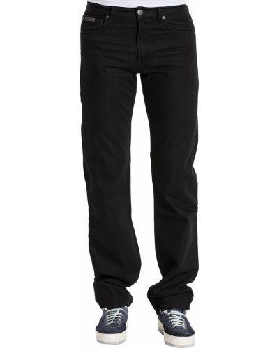 Джинсовая рубашка хлопковая Armani Collezioni