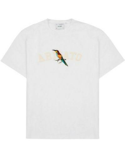 Biała t-shirt Axel Arigato