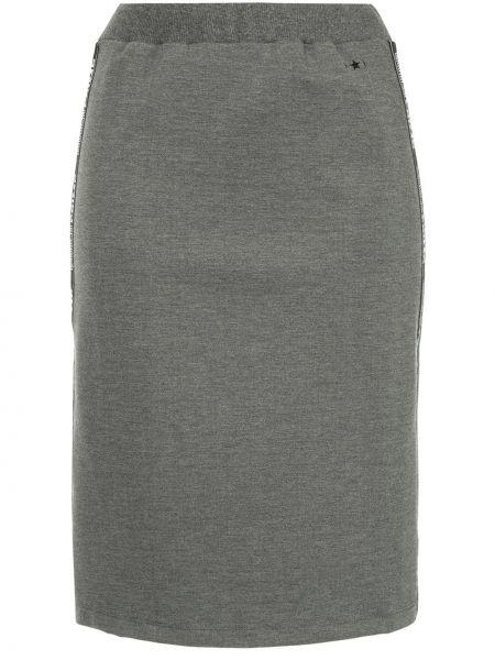 Хлопковая юбка - серая Guild Prime