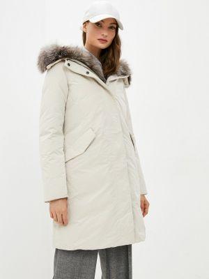 Бежевая куртка Hetrego