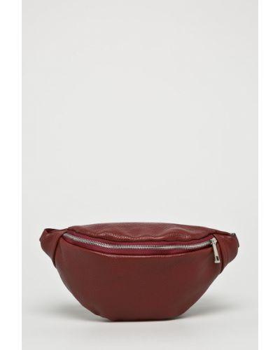 Маленькая сумка кожаная в стиле бохо Answear