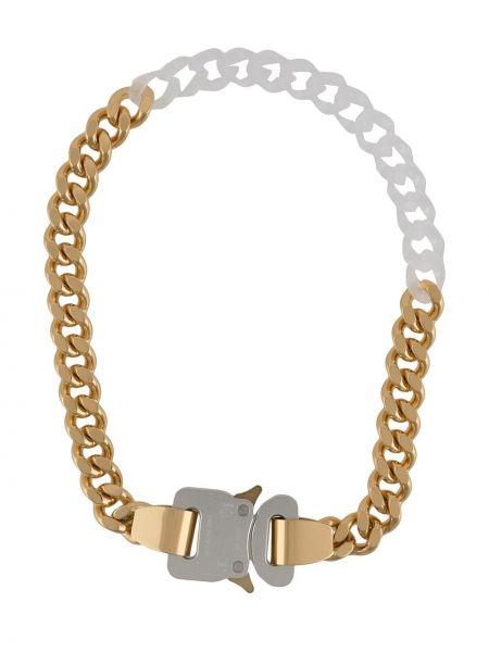 Золотистая цепочка золотая 1017 Alyx 9sm