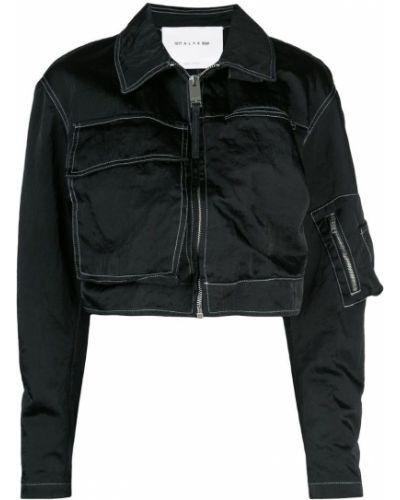 Черная короткая куртка 1017 Alyx 9sm