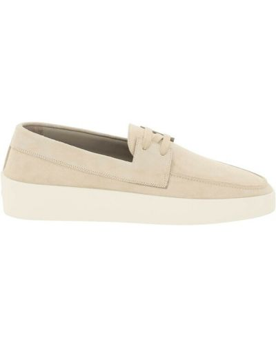 Beżowe loafers Fear Of God