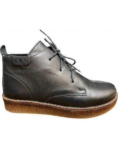 Кожаные ботинки Nod Trend