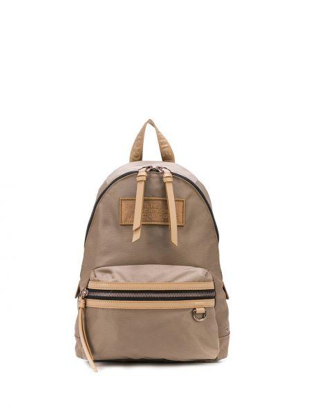 Plecak brązowy średni Marc Jacobs