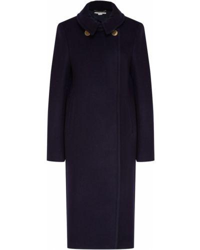 Пальто пальто-халат шерстяное Stella Mccartney