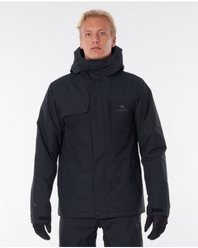 Куртка горнолыжная - черная Rip Curl