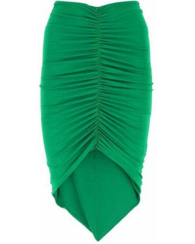 Zielona spódnica Alexandre Vauthier