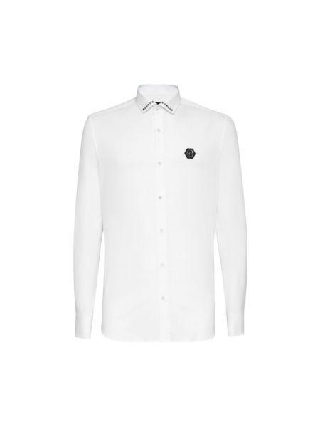 Biała koszula Philipp Plein
