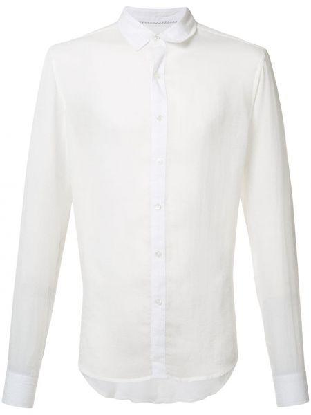 Koszula z długim rękawem długa z kołnierzem Private Stock