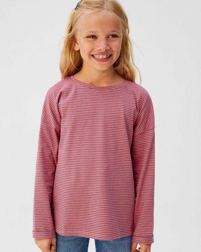 Блуза розовый Mango Kids