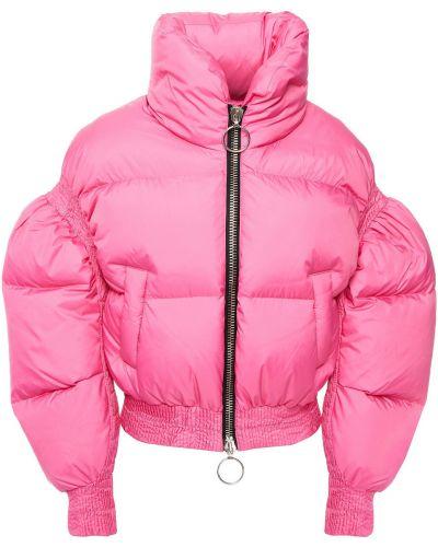 Стеганая куртка - розовая Ienki Ienki