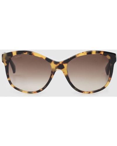 Солнцезащитные очки - коричневые Max Mara