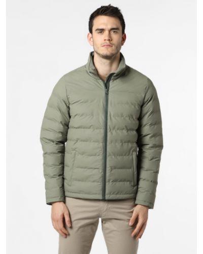 Zielona kurtka sportowa pikowana Derbe