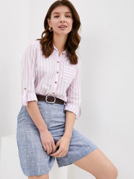 Розовая рубашка Marks & Spencer