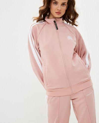 Розовая толстовка осенняя Zasport