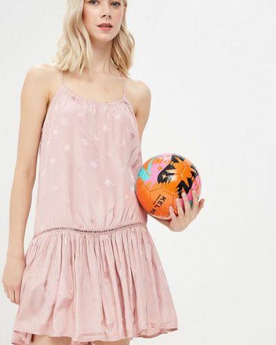 Розовое платье Femi Stories