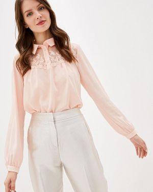 Боди розовый блуза Arefeva