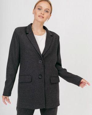 Черный пиджак Bessa