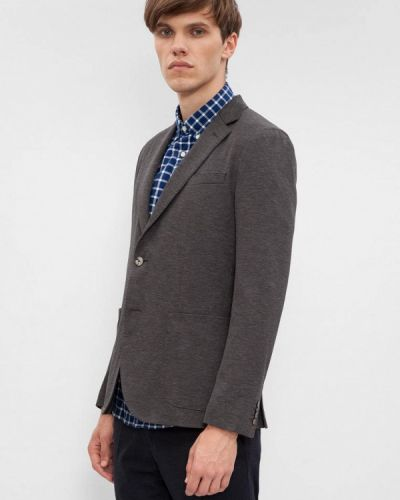 Серый пиджак Tommy Hilfiger