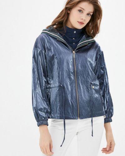 Облегченная синяя куртка Rinascimento