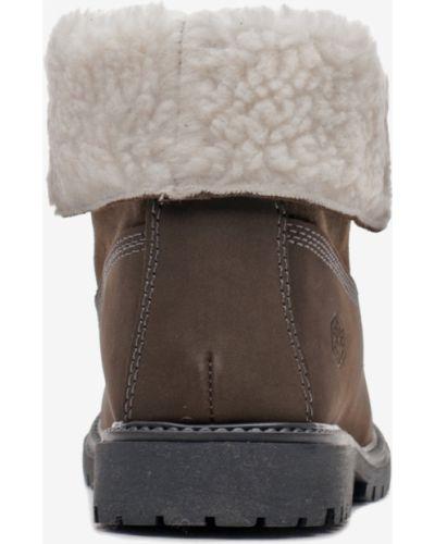 Ботинки - серые Lumberjack