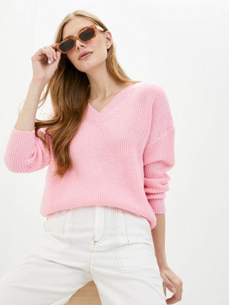 Розовый пуловер Liana