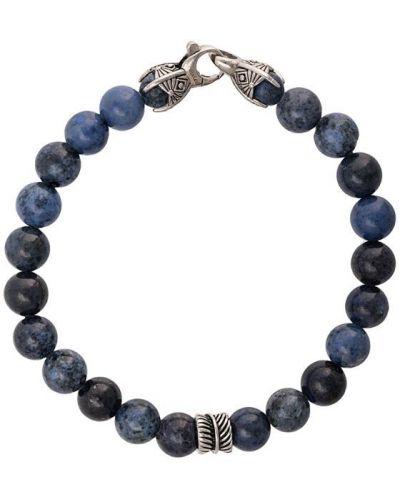 Браслет синий Nialaya Jewelry