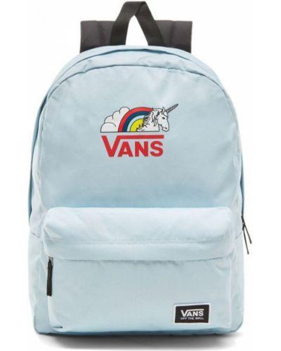 Рюкзак классический синий Vans