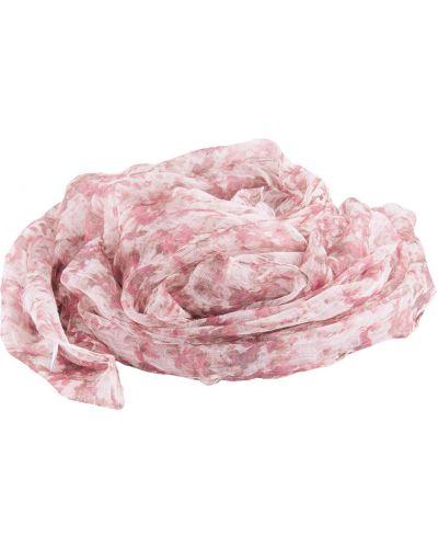 Шарф весенний розовый Brunello Cucinelli