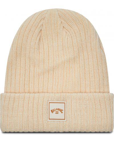 Biała czapka z akrylu Billabong