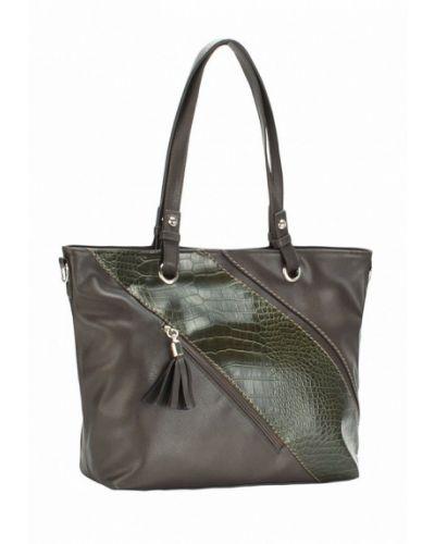 Кожаный сумка шоппер Vita