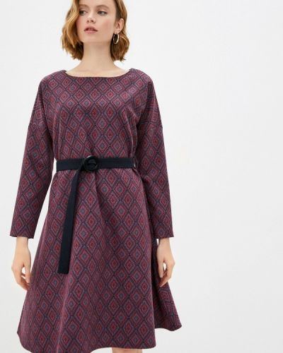 Разноцветное платье Adzhedo