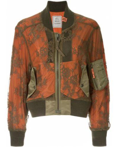Куртка с манжетами Maison Mihara Yasuhiro