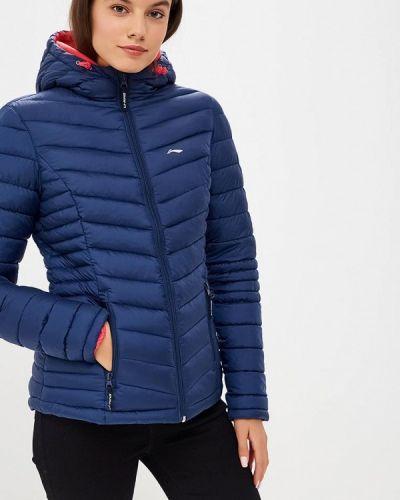 Спортивная куртка демисезонная осенняя Li-ning